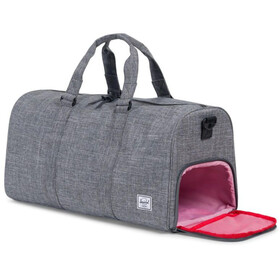 Herschel Novel Mid-Volume Equipaje, raven crosshatch